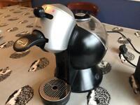 Dolce gusto crups coffee machine