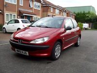 Peugeot 206 1.4 Hdi Cheap Road Tax