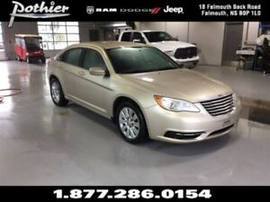 2014 Chrysler 200 LX | EXTENDED WARRANTY | HEATED MIRRORS | UCON