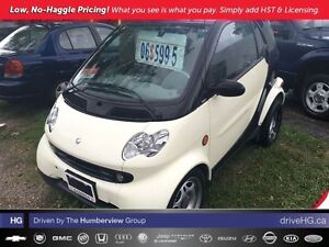 2006 smart fortwo cpe passion CY7