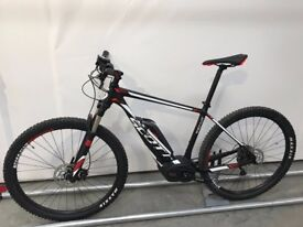 SCOTT E-SCALE 930 BIKE - 29er electric mountain bike. Only used for 535km! SRP£2700