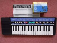 YAMAHA PSS-9 ELECTRONIC KEYBOARD (32 KEYS_