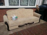 free sofa settee - alum rock road