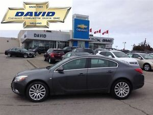 2011 Buick Regal CXL, POWER SUNROOF, 18ALLOYS!!