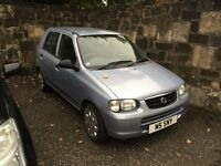 2003 Suzuki Alto 1.1 SX *AUTOMATIC* - 1 Years MOT - Lady Owner - Ideal First/Learner Car