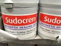 Sudocream antiseptic healing cream