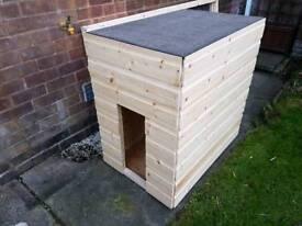 Dog kennel / rabbit enclosure