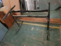 Restaurant Table H Frame used