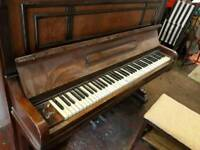 neumeyer upright piano