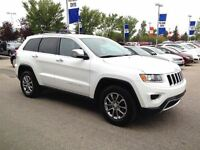2014 Jeep Grand Cherokee Limited | Leather | Roof| Pwr Lift Gate