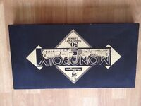 WADDINGTONS MONOPOLY - 50th Anniversary Edition 1985