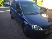 2012 61reg Vauxhall Combo 1.3 cdti Blue limited Bargain