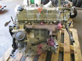 2012 HONDA CIVIC MK9 ENGINE + FUEL PUMP 2.2 N22B4 DIESEL 40530 MILES #10577