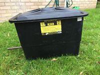 Central Heating Header Tank