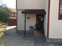 3 bedroom house Bulgaria 12 k from the beach regular bus service outside the gate