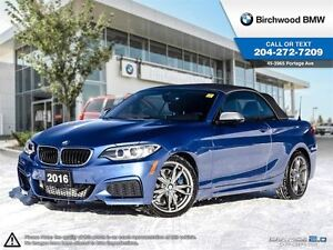 2016 BMW 2 Series M235i xDrive Premium & Executive Packages!