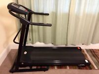 Olympic Treadmill - low mileage - one careful lady owner