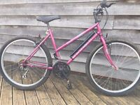 "Small/Medium 17"" Mountain Bike in VGC"