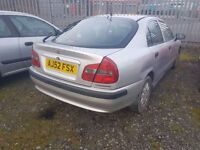 MITSUBISHI CARISMA 1.9 DIESEL ( ANY OLD CAR PX WELCOME ) AVERAGE CONDITION. TOP SPEC LEATHERS ETC