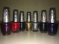 Sparkly Pink/Purple Shatter Nail Polish by OPI BRAND NEW Nail Art