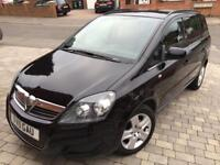 2011 Vauxhall Zafira exclusive cdti ecoflex diesel