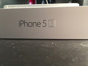IPhone 5s Argent - 16gig