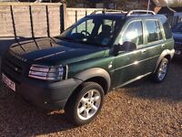 Land Rover FreeLander Kalahari 1.8 petrol, 78,400 miles, £999 no offers