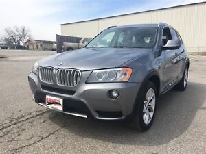 2014 BMW X3 xDrive28i X-Line Tech Navi