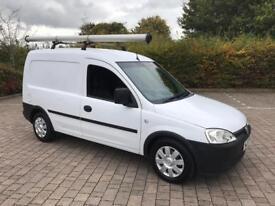 2008 Vauxhall Combo 1.3 CDTi 16v 1700 Van, 88K MILES, NEW MOT, FULL SERVICE HISTORY, NO VAT (Astra)