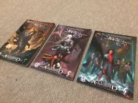 The Darkness Graphic Novel Collection vol 1/2/3