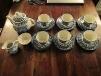 Charles and Diana Wedding complete tea set