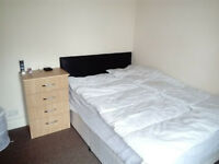 Double bedroom to let in a fully furnished shared accomodation in Knighton area, Leicester