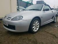 MG TF convertible 1.6 petrol with MOT