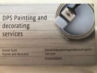 DPS painting and decorating services