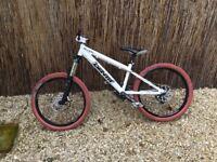 Identiti Custom Mountain/Jump bike