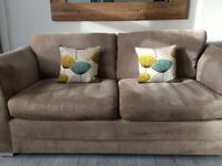 Orla Kiely dandelion cushions