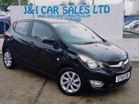 VAUXHALL VIVA 1.0 SL 5d 74 BHP A GREAT EXAMPLE INSIDE AND OUT (black) 2015