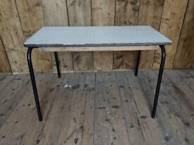 TV STAND AV etc side table infants school x1 or x4 modernist 50s plywood retro vintage gplanera