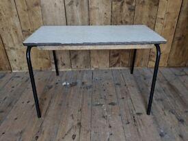 TV STAND AV etc side table infants school x1 or x4 modernist 50s plywood retro vintage gplanera