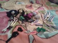 Monster high create a monster(with two torsos)