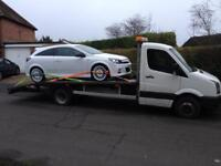 24/7 VEHICLE RECOVERY & TRANSPORT SERVICE Local National From £30 Scrap Car Uplifts Fully Insured