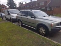 2004 54 VOLVO XC90 D5 SE 11 MONTHS MOT 7 SEATER 4 MONTHS TAX IN BRILLIANT CONDITION DRIVING GREAT