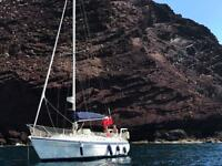 Yacht for short long term let tenerife