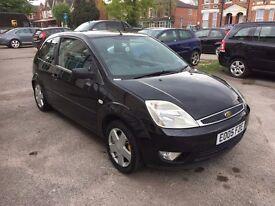 07873 638269 STILL FOR SALE - 2005 Ford Fiesta 1.4 – 3 Door