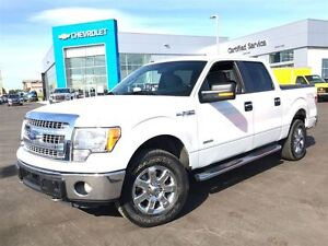 2014 Ford F-150 XLT Supercrew XTR 4X4