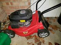 Wilko Lawn Mower Petrol 98.5CC