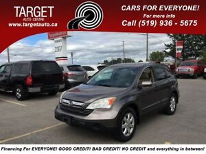 2009 Honda CR-V EX-L Loaded; Leather, Roof, Drives Great!!!
