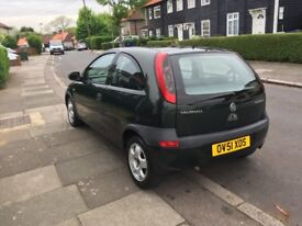 1.2 Vauxhall Corsa- Forest Green - Service History & MOT