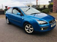 FORD FOCUS 1.6 TI -VCT 115 ZETEC CLIMATE LOW MILEAGE 2 OWNERS MOT 1 YEAR