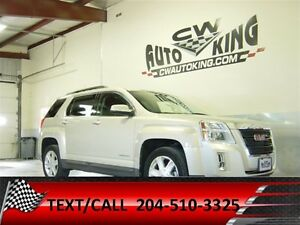 2010 GMC Terrain SLT-2 / Low Kms / Leather / DVD / Rear Camera /